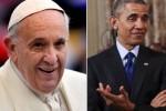 Папа Франциск и Обама