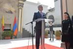 Президент Армении в Неаполе