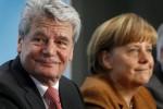 Президент и канцлер Германии