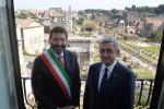 Серж Саргсян и Иньяцио Марино