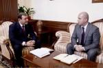 Армен Ашотян и Тарон Маргарян