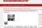 Karabakhrecords
