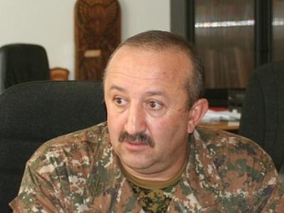 Глава Генштаба ВС Армении Мовсес Акопян: Армянская армия готова предотвратить войну