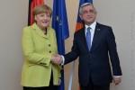 Саргсян и Меркель