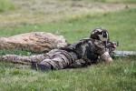 Карабахский военнослужащий