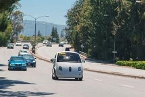 автомобили Google