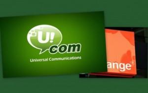 U!com и Orange