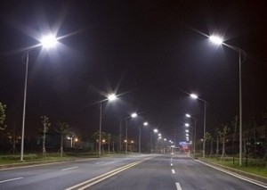 В Ереване установят LED-освещение
