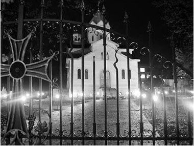 армянская церковь в Риге