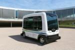 беспилотный микроавтобус