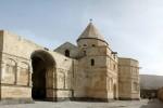 Армянская архитектура в Иране