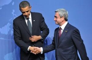 Obama-Sargsyan
