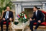 Премьеры Армении и Таджикистана