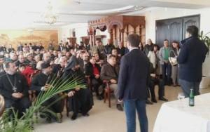 Саакашвили в армянской общине
