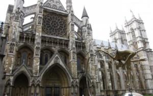 В Вестминстерском аббатстве