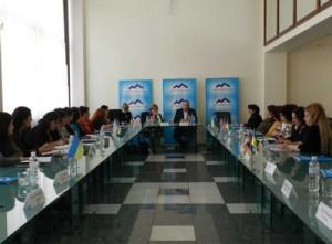 заседание Женского комитета