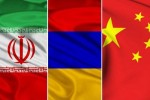 Иран Армения Китай