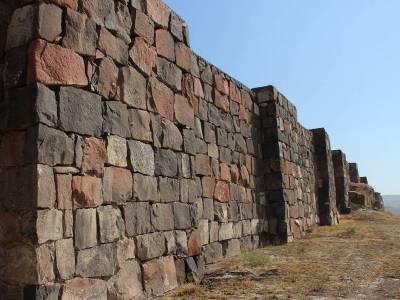 Урартская крепость