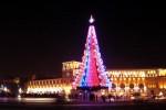 Елка в Ереване