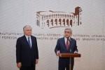Президент Армении и Глава МИД