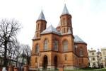 армянская церковь Святых Апостолов Петра и Павла