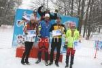 Армянские лыжники