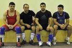 Армянские штангисты
