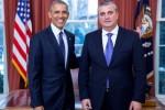 Обама и Ованнисян