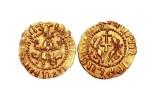 Золотая монета Киликийского царя Левона I
