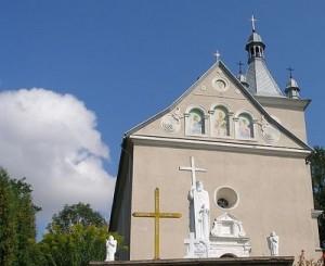 Язловец армянская церковь