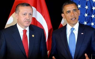 Эрдоган и Обама