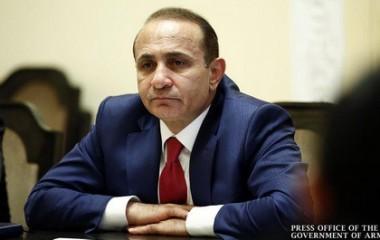 Премьер-министр РА