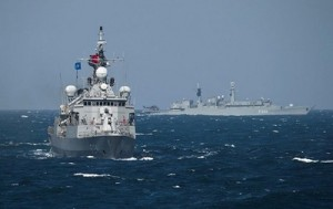 корабли НАТО
