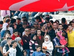 мигранты