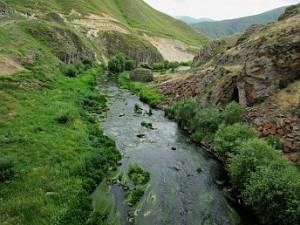 река в Армении
