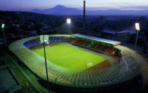 стадион в Ереване