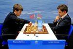 Аронян и Карлсен