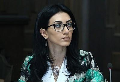 Глава Минюста Армении Арпине Ованнисян представила изменения в закон о партиях – новые стандарты для запрета