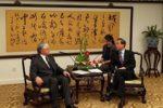 Главы МИД Армении и Китая