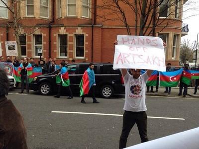 армянин в Лондоне