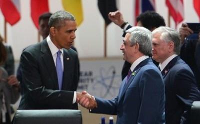 Обама Саргсян