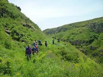 Число посетивших Армению туристов выросло на 3,6%