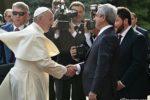 Папа и президент