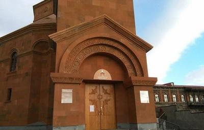 Церковь Святых Мучеников в Гюмри