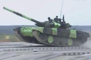 Армянские танкисты
