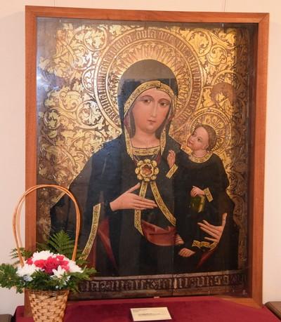 Икона Армянской Богородицы