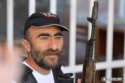 ВЕреване арестовали лидера захватчиков полицейского участка