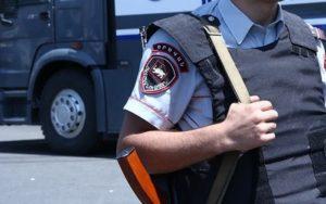 Полиция в Армении