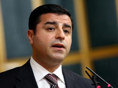 Демирташ: Эрдоган является главной причиной сирийского кризиса