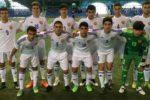 Юношеская сборная Армении